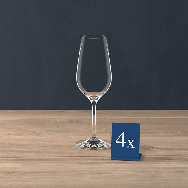 Entrée Flûte à champagne Set 4 pcs 205mm, , large