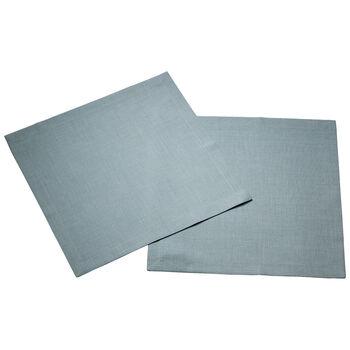 Textil Uni TREND Serviette bluefox77S2, 20pièces, 40x40cm