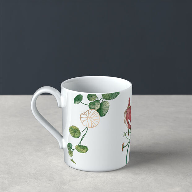 Avarua mug à café, 300ml, blanc/multicolore, , large