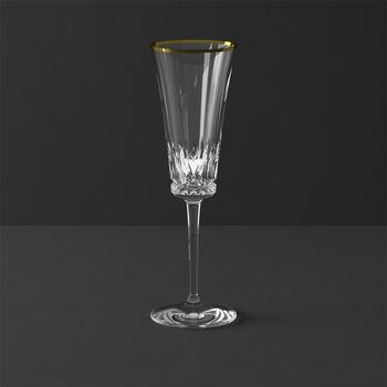 Flûte à champagne 239mm Grand Royal Gold