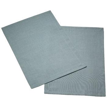 Textil Uni TREND Set de table blue fox S2 35x50cm
