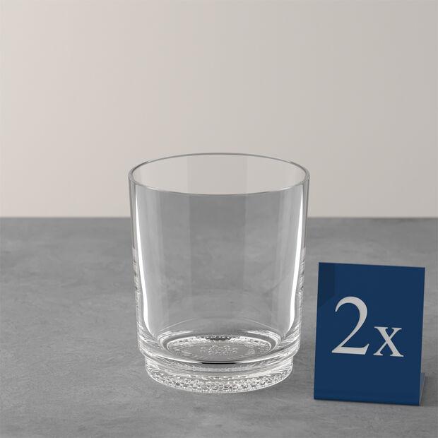 like. By Villeroy & Boch it's my match ensemble de verres à eau, transparents, 9x10cm, 2pièces, , large