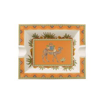 Samarkand Mandarin cendrier 17x21cm