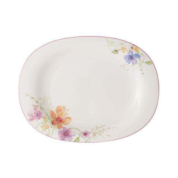 Mariefleur Basic plat à servir 34cm, , large