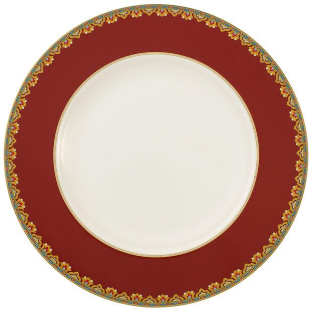 Samarkand Rubin Assiette plate, , large