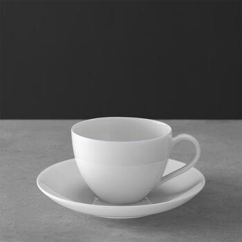 Anmut Tasse à café avec soucoupe 2pcs
