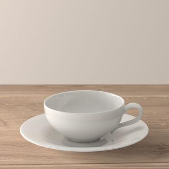 New Cottage Basic tasse à thé avec sous-tasse