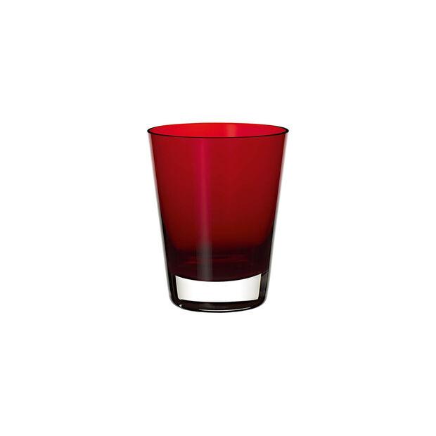 Colour Concept verre à cocktail/à eau Red, , large