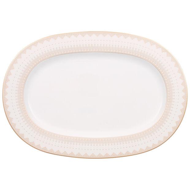 Samarkand plat ovale, , large