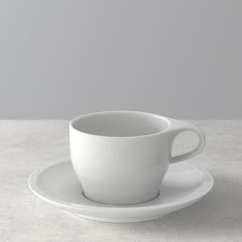 Coffee Passion Tasse à cappuccino avec soucoupe séparée