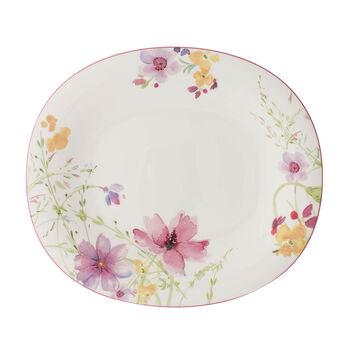 Mariefleur Basic assiette plate ovale