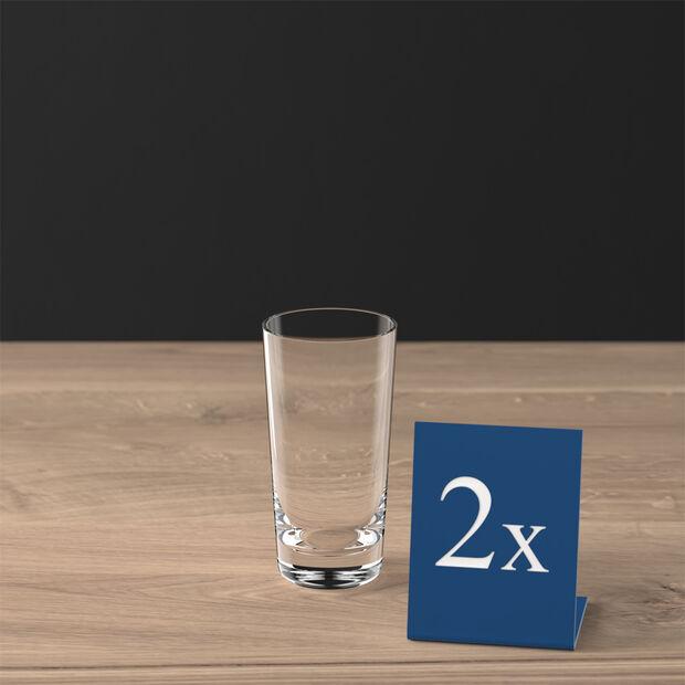 Purismo Bar verre à shot ensemble de 2pièces, , large