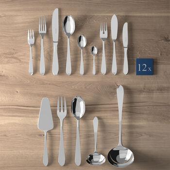 Blacksmith couverts de table Lunch, 113pièces