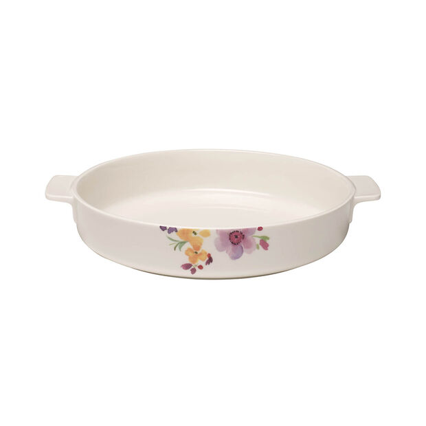 Mariefleur Basic plats à gratin Plat à gratin rond, , large