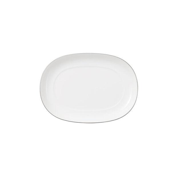 Anmut Platinum No.1 Ravier/Plat à saucière 20cm, , large