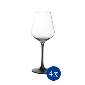Manufacture Rock verre à vin rouge, 4pièces, 470ml