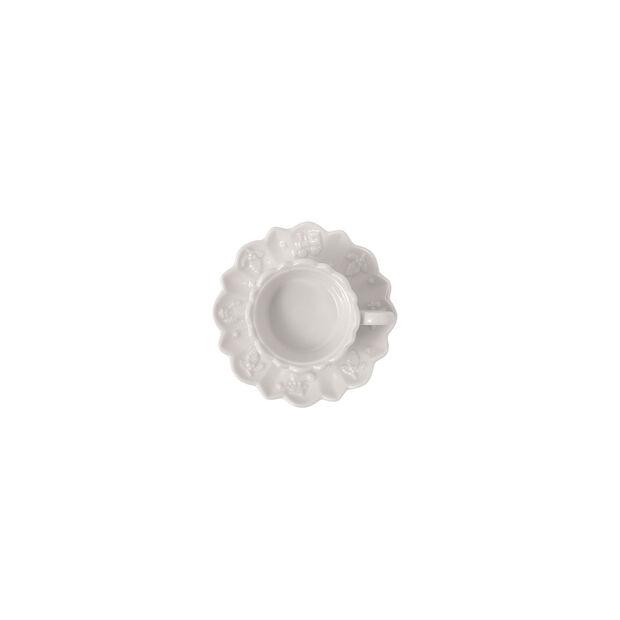 Toy's Delight Royal Classic Decoration support pour bougie chauffe-plat en forme de tasse à café, 10x4cm, , large