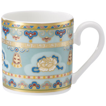 Samarkand Aquamarin tasse à moka/expresso