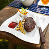 Texas Couteau à pizza&steak 235mm, , large
