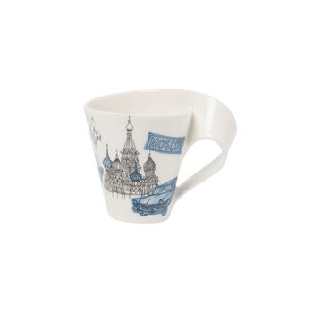 Cities of the World tasse Moscow