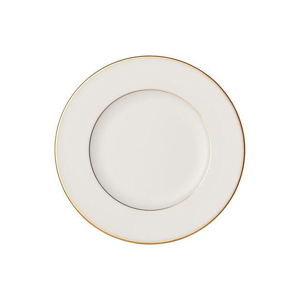 Anmut Gold assiette à pain, diamètre 16cm, blanc/or, , large
