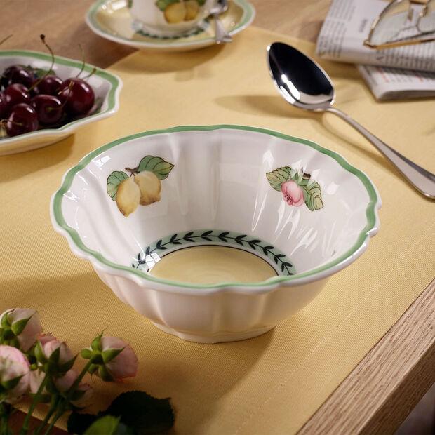 French Garden Fleurence bol de forme travaillée, , large