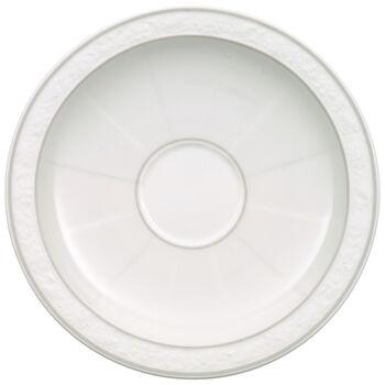 Gray Pearl sous-tasse à moka/expresso