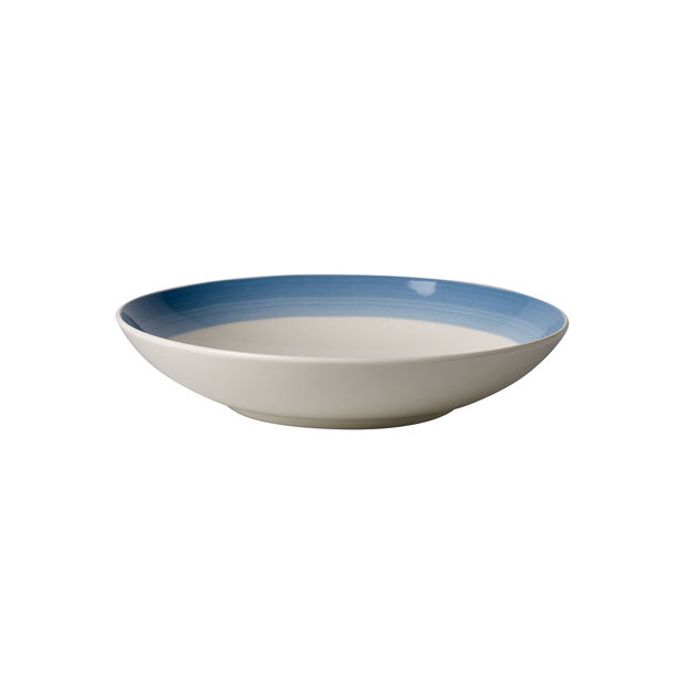Colourful Life Winter Sky coupe plate, , large