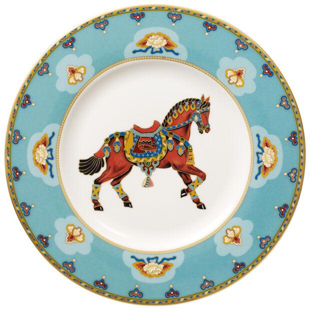 Samarkand Aquamarin assiette à dessert, , large