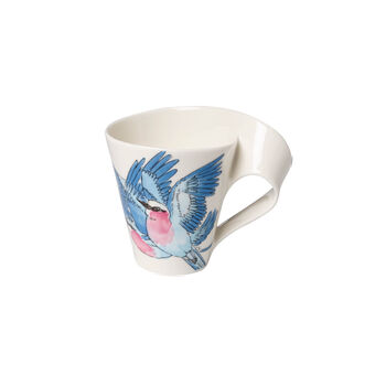 NewWave Caffè Lilac Breasted Roller tasse (emballage cadeau)