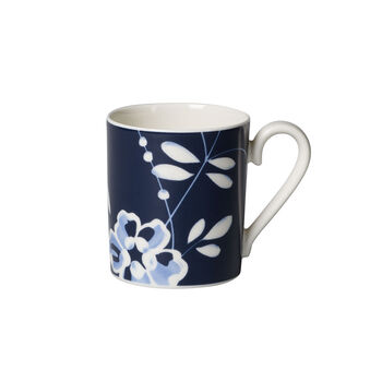 Vieux Luxembourg Brindille mug à café bleu