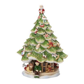 Christmas Toys Memory grand sapin avec enfants