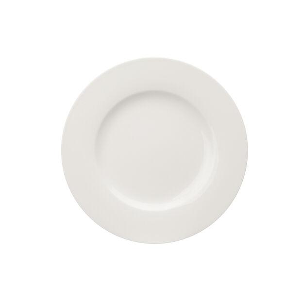 Basic White Assiette plate, , large