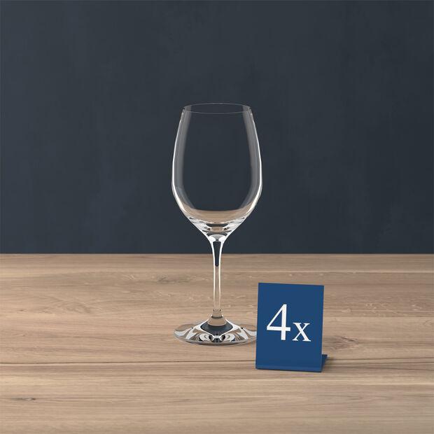 Entrée verre à vin blanc, 4pièces, , large