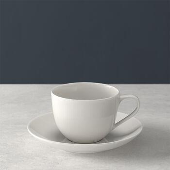 For Me tasse à café avec sous-tasse, ensemble de 2pièces