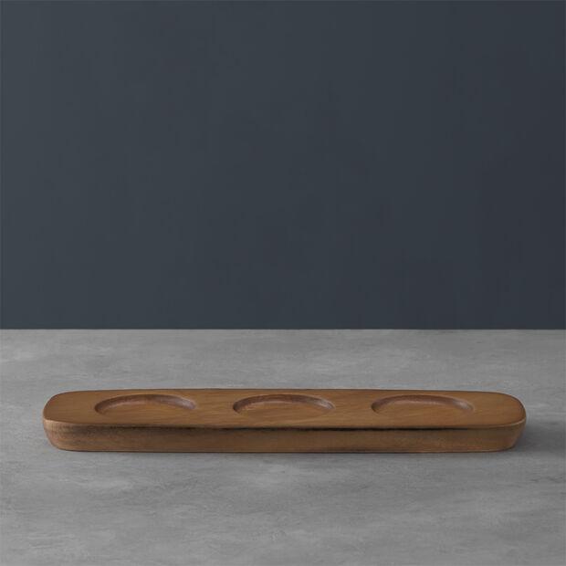 Artesano Original plateau pour coupelles à dips, , large