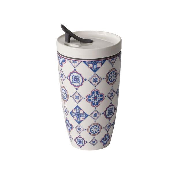Modern Dining To Go Indigo mug Coffee-to-go, , large