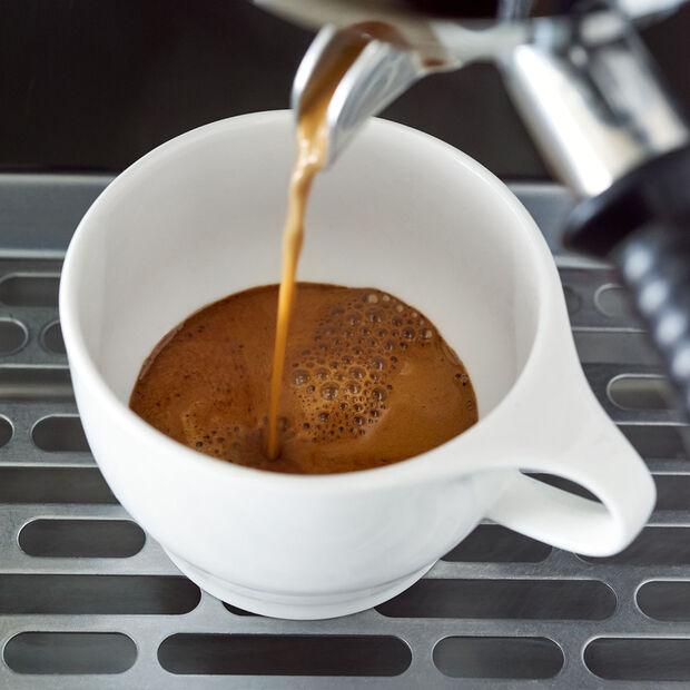 Coffee Passion Tasse à cappuccino avec soucoupe séparée, , large