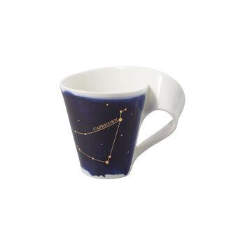 NewWave Stars mug capricorne, 300ml, bleu/blanc