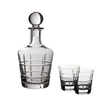 Ardmore Club ensemble à whisky, 3pièces