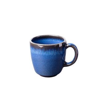 Lave bleu tasse à café, 190ml