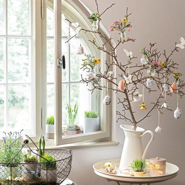 New Flower Bells ornement jonquille, , large
