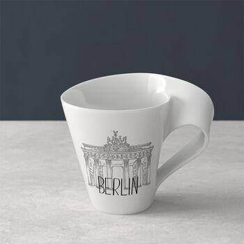 Modern Cities mug à café, Berlin, 300ml