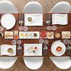 NewWave assiette à antipasti 42 x 15 cm, , large