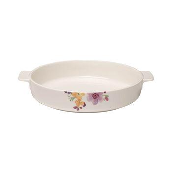 Mariefleur Basic plats à gratin Plat à gratin rond