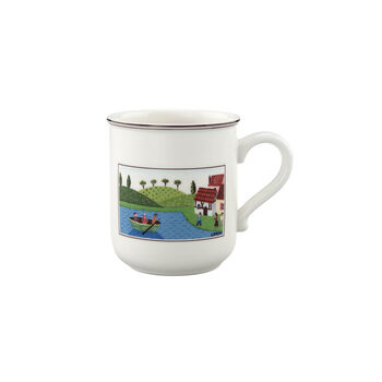 Design Naif mug motif barque