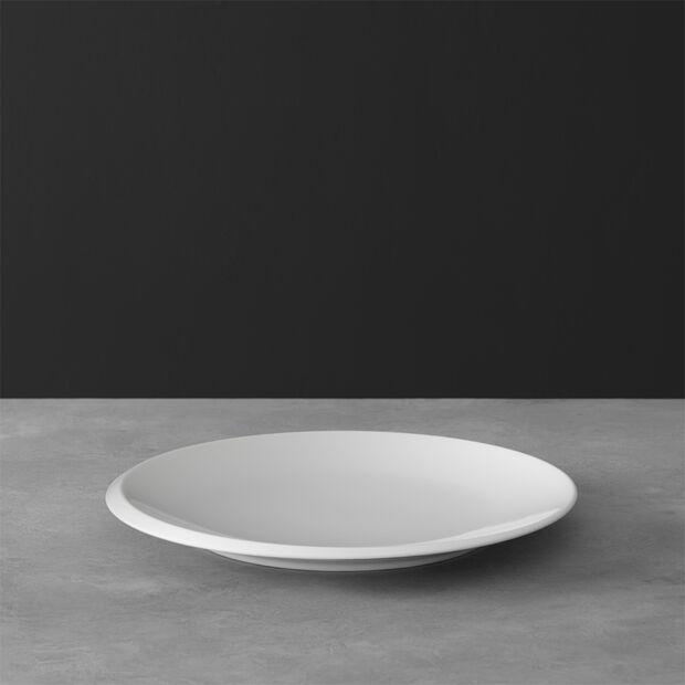 NewMoon assiette à dessert, 24cm, blanche, , large