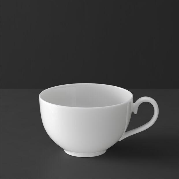 White Pearl tasse à cappucino, , large