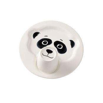 Animal Friends Assiette avec chope, panda 22cm