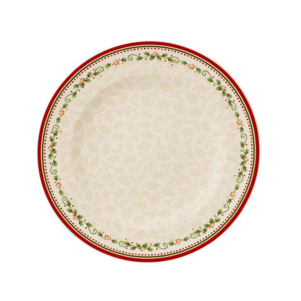 Winter Bakery Delight assiette plate motif étoile filante, , large